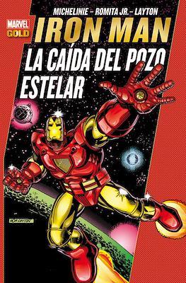 Iron Man. Marvel Gold (Rústica) #4