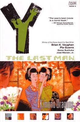 Y: The Last Man (Softcover 128-144-168 pp) #8