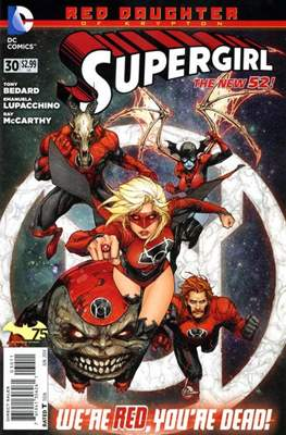 Supergirl Vol. 6 (2011-2015) (Comic Book) #30