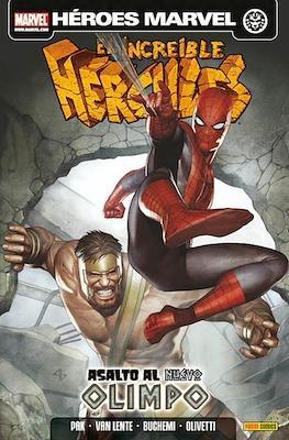 El increíble Hércules (2008-2011) (Rústica) #6