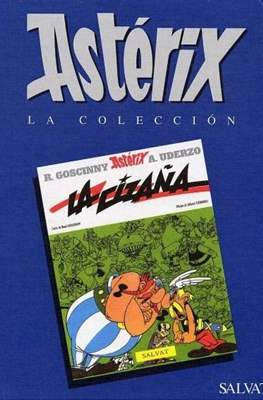 Astérix: La colección (Cartoné) #16