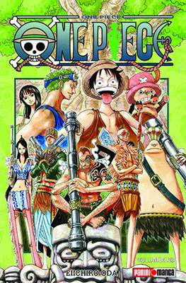 One Piece (Rústica) #28
