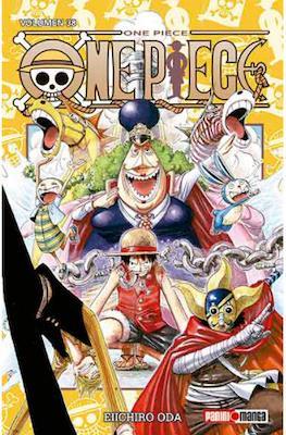 One Piece (Rústica) #38