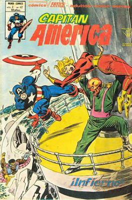 Capitán América Vol. 3 (1975-1980) (Grapa) #42