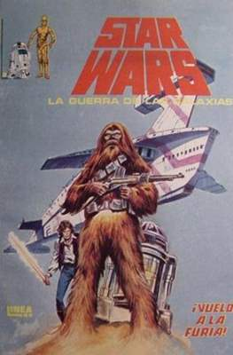 Star Wars. La Guerra de las Galaxias (Grapa) #3