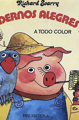 Cuadernos alegres a todo color (Grapa) #1