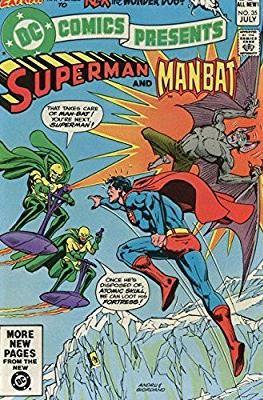 DC Comics Presents: Superman (Grapa) #35