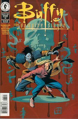 Buffy the Vampire Slayer (1998-2003) (saddle-stitched) #38