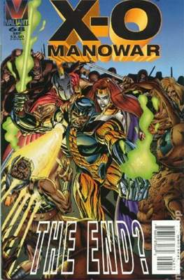 X-O Manowar (1992-1996) (Comic Book) #68