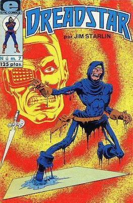 Dreadstar Vol. 1 (Grapa. 17x26. Color. (1985).) #7