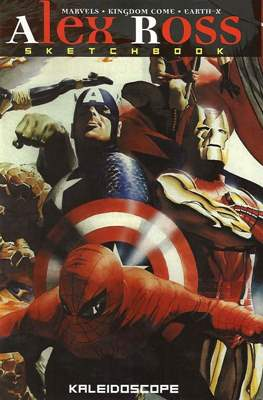 Alex Ross Sketchbook