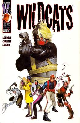 Wildcats (Agrafé. 64 pp) #1