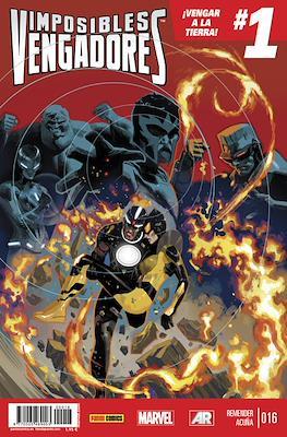 Imposibles Vengadores (2013-2018) (Grapa) #16