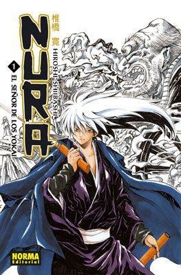 Nura - El señor de los yokai #1
