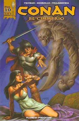 Conan el Cimmerio (Grapa 24-48-72 pp) #10