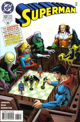 Superman Vol. 2 (1987-2006) (Comic Book) #137
