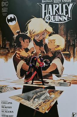 Batman: White Knight Presents Harley Quinn (Variant Cover)