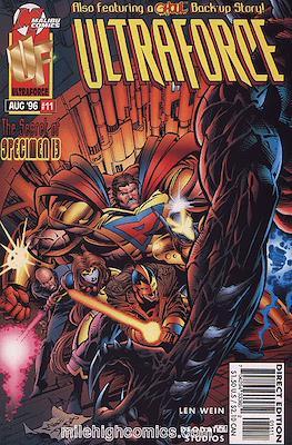 Ultraforce Vol.II (grapa) #11
