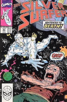 Silver Surfer Vol. 3 (1987-1998) #43