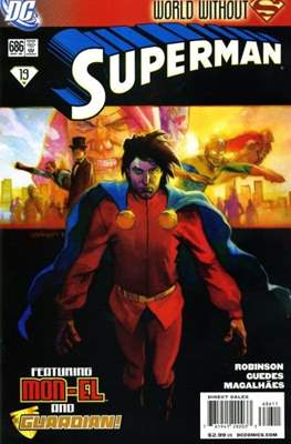 Superman Vol. 1 / Adventures of Superman Vol. 1 (1939-2011) (Comic Book) #686