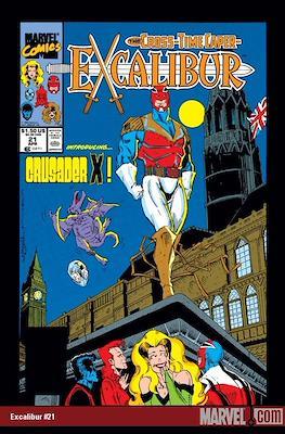 Excalibur Vol. 1 (Comic Book) #21