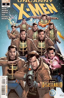 Uncanny X-Men Vol. 5 (2018-) (Comic Book) #2