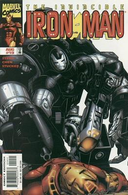 Iron Man Vol. 3 (1998-2004) #19