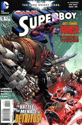 Superboy New 52 #11