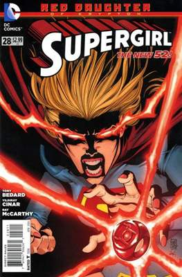 Supergirl Vol. 6 (2011-2015) (Comic Book) #28