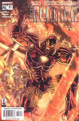 Iron Man Vol. 3 (1998-2004) (Comic Book) #51 (396)