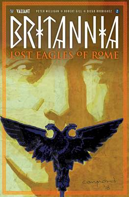 Britannia: Lost Eagles of Rome (Comic Book) #2