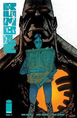 Rumble (Comic-book) #11