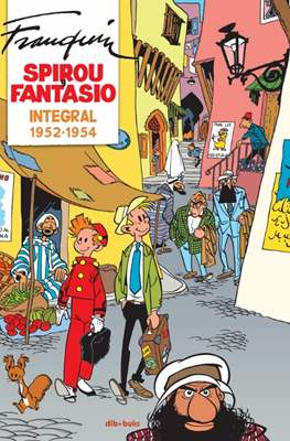 Spirou y Fantasio (Integral. Cartoné 224-264 pp) #3