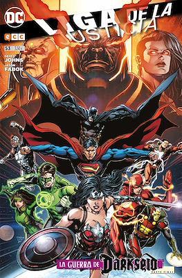 Liga de la Justicia. Nuevo Universo DC / Renacimiento (Grapa) #53