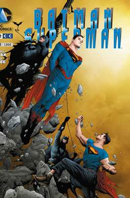 Batman/Superman (grapa) #2
