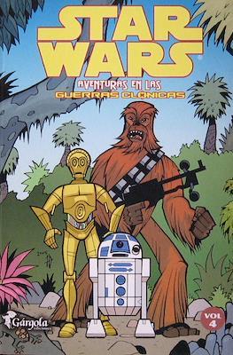 Star Wars. Aventuras en las Guerras Clónicas (Rústica) #4