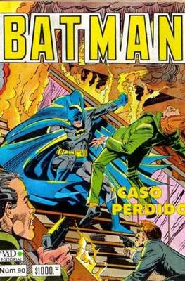 Batman (1987-2002) (Grapa) #90