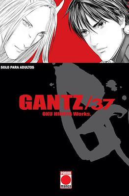 Gantz (Rústica con sobercubierta) #37