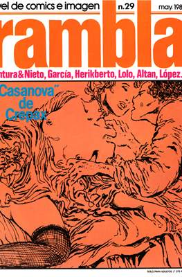 Rambla (Grapa) #29