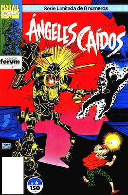Ángeles Caídos Vol. 1 (1991) (Grapa 24 pp) #6