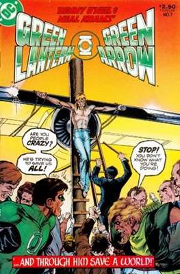 Green Lantern / Green Arrow (Comic Book.) #7