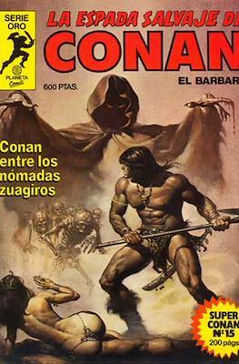 Super Conan. La Espada Salvaje de Conan (Cartoné 1ª Edición.) #15