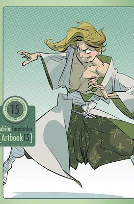 Colección Artbooks de autores españoles (Rústica) #15
