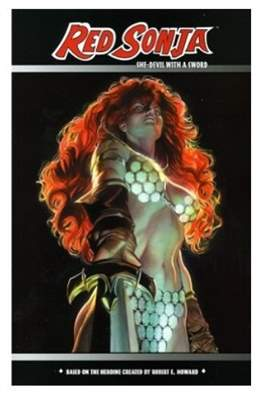 Red Sonja. She-Devil with a Sword