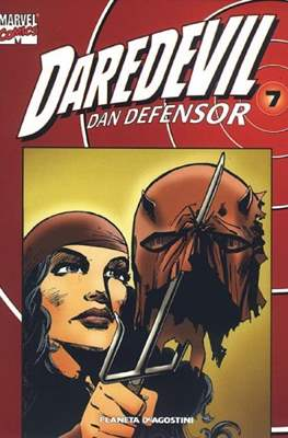 Coleccionable Daredevil / Dan Defensor #7