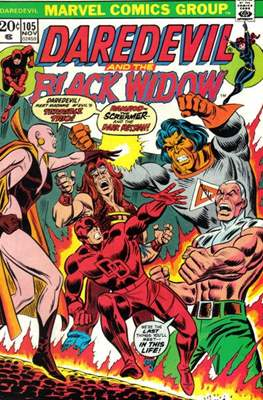 Daredevil Vol. 1 (1964-1998) (Comic Book) #105