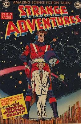 Strange Adventures (Comic Book) #9