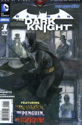 Batman The Dark Knight Annual Vol. 2 (2011-) New 52