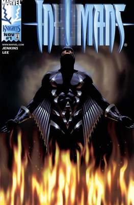 Inhumans (1998-1999 Variant Cover) (Comic Book) #1