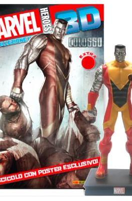 Marvel Héroes 3D: Especiales - Colección Oficial (Grapa) #4